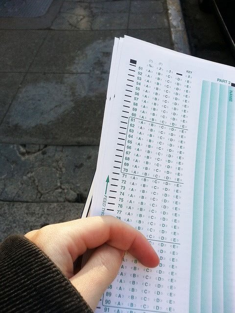 Are there easier SAT and ACT test dates?