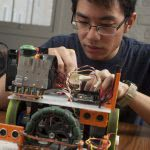 Robotics is one of the new majors in college!