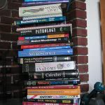 There are a few ways to save money on college textbooks
