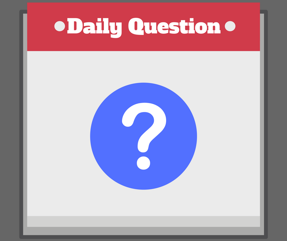 Take advantage of the SAT/ACT question of the day feature