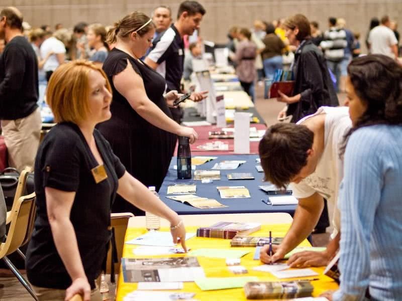 Show your demonstrated interest to the colleges you're interested in.