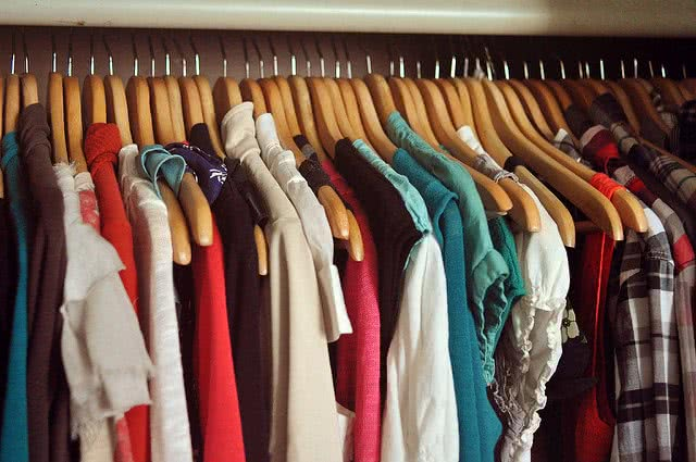 College packing list: clothing