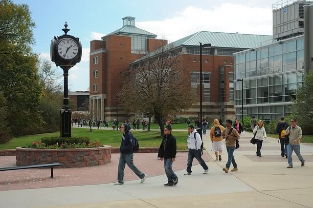 Make a college visit checklist so you don't forget anything