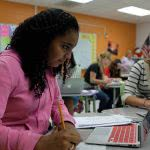 Do colleges look at middle school grades?