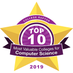 Top 10 Most Valuable Colleges for Computer Science
