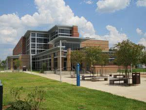 LSUA's Multipurpose Academic Center.