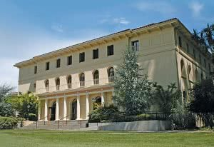 Dominican University of California Angelico Hall building.