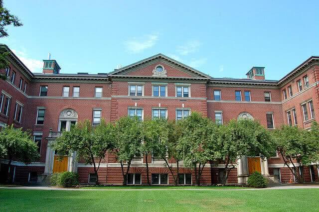 Harvard University students have an average ACT score between 32 & 36