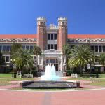 Florida State University campus - location of a college can help narrow your college list