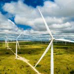 Wind turbines - like wind energy, scholarships can also be renewable