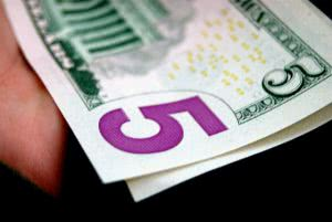 Five dollars - you can save a lot of money if you take advantage of fafsa benefits