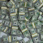 A pile of money - it begs the question how much can you take out in private student loans?