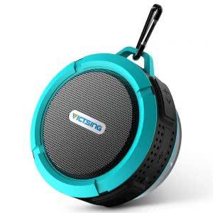 best speakers for college students VicTsing shower speaker