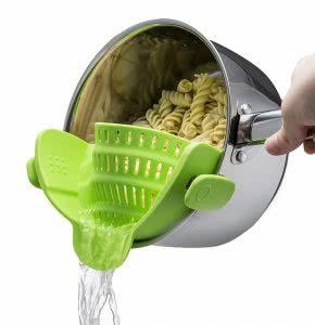 college apartment essentials Kitchen Gizmo colander