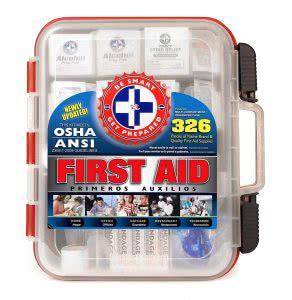 college checklist first aid kit