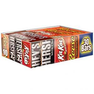 Hershey's best snacks