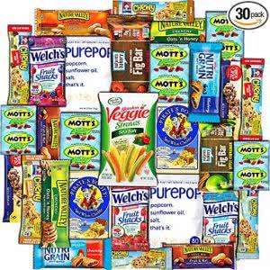CollegeBox healthy best snacks