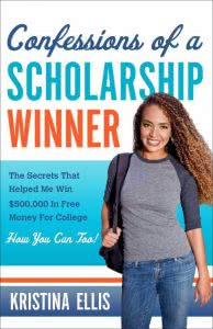 Confessions of a Scholarship Winner best college prep books