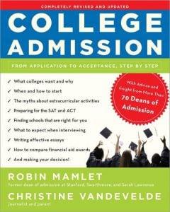 College Admission best college prep books