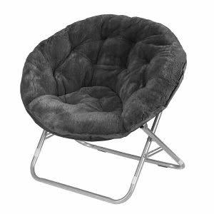 Urban Shop saucer chair dorm furniture