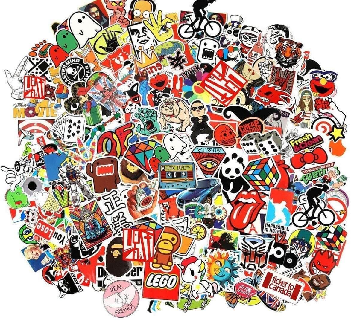 Cool sticker random stickers