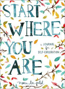 Start Where You Are journal college gifts
