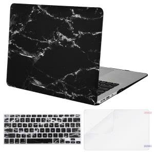 MOSISO hard case keyboard cover laptop decal