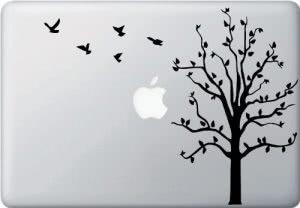 Yadda Yadda Co Mac laptop decal