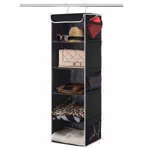 ZOBER shelf hanging close organizer