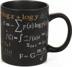 Decodyne math mug