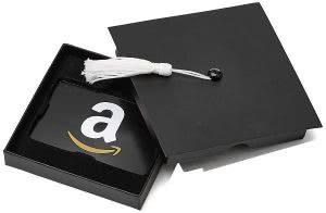 Amazon.com graduation gift card