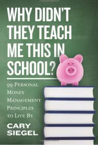 99 personal money management principles by Cary Siegel