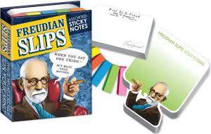 UPG Fruedian sticky notes
