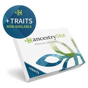 AncestryDNA genetic kit