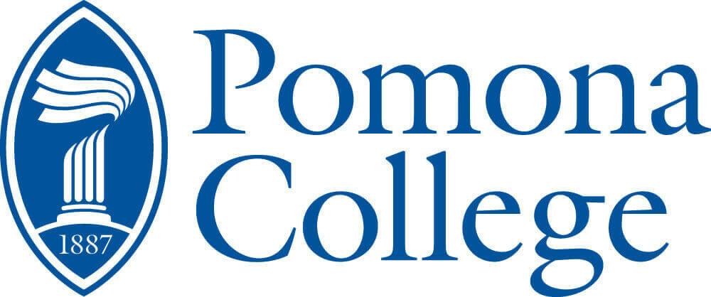 Pomona College logo.