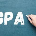 GPA written on a Chalkboard