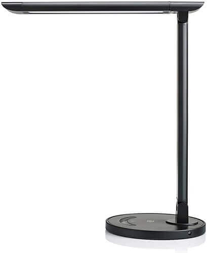 TaoTronics Desk Lamp. Clicking will lead to its Amazon page.