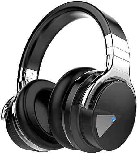 Cowin Headphones. Clicking will lead to its Amazon page.