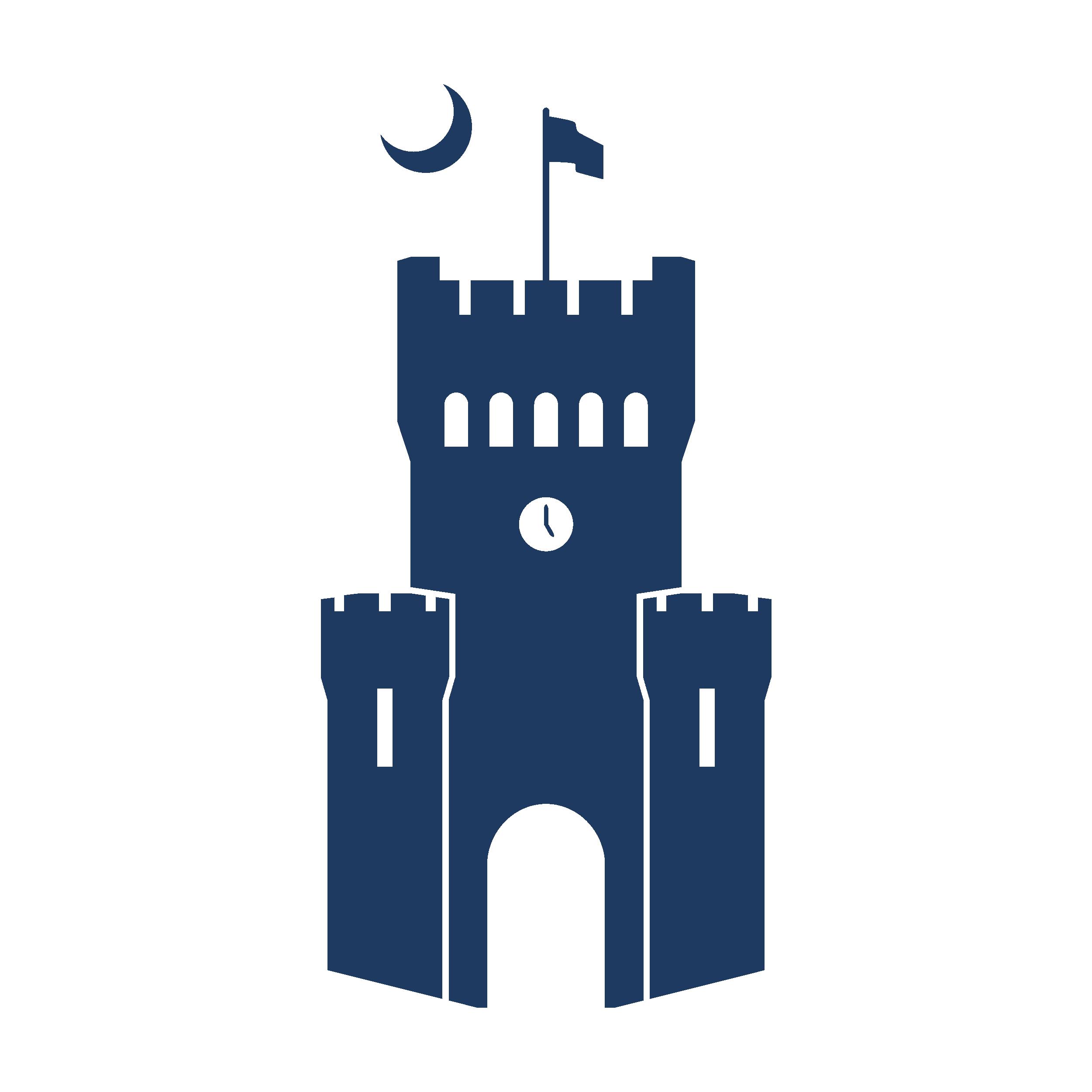 Citadel Military College logo.